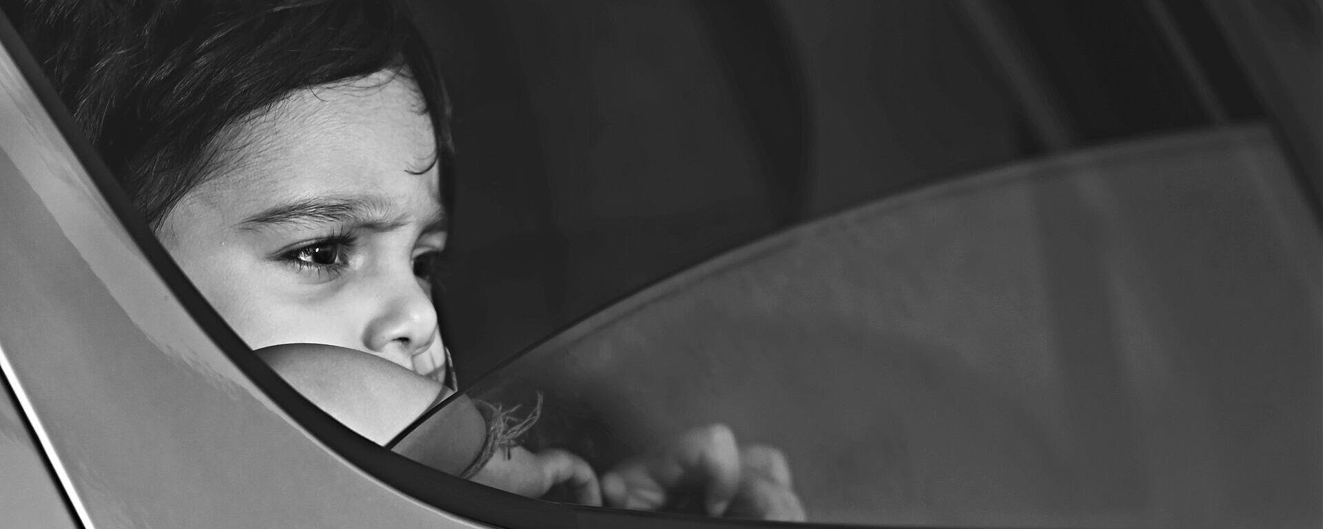 Un niño (imagen referencial) - Sputnik Mundo, 1920, 02.07.2021
