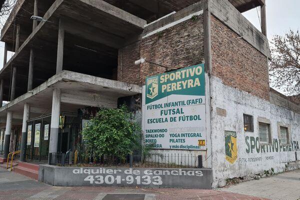 El Sportivo Pereyra tiene como eslogan El mejor club de barrio del mundo - Sputnik Mundo