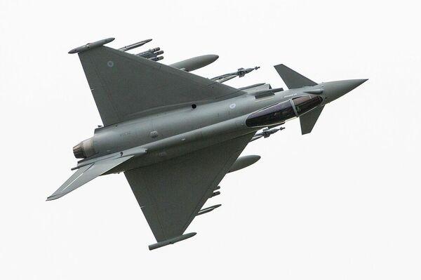 Caza Typhoon FGR4 británico - Sputnik Mundo