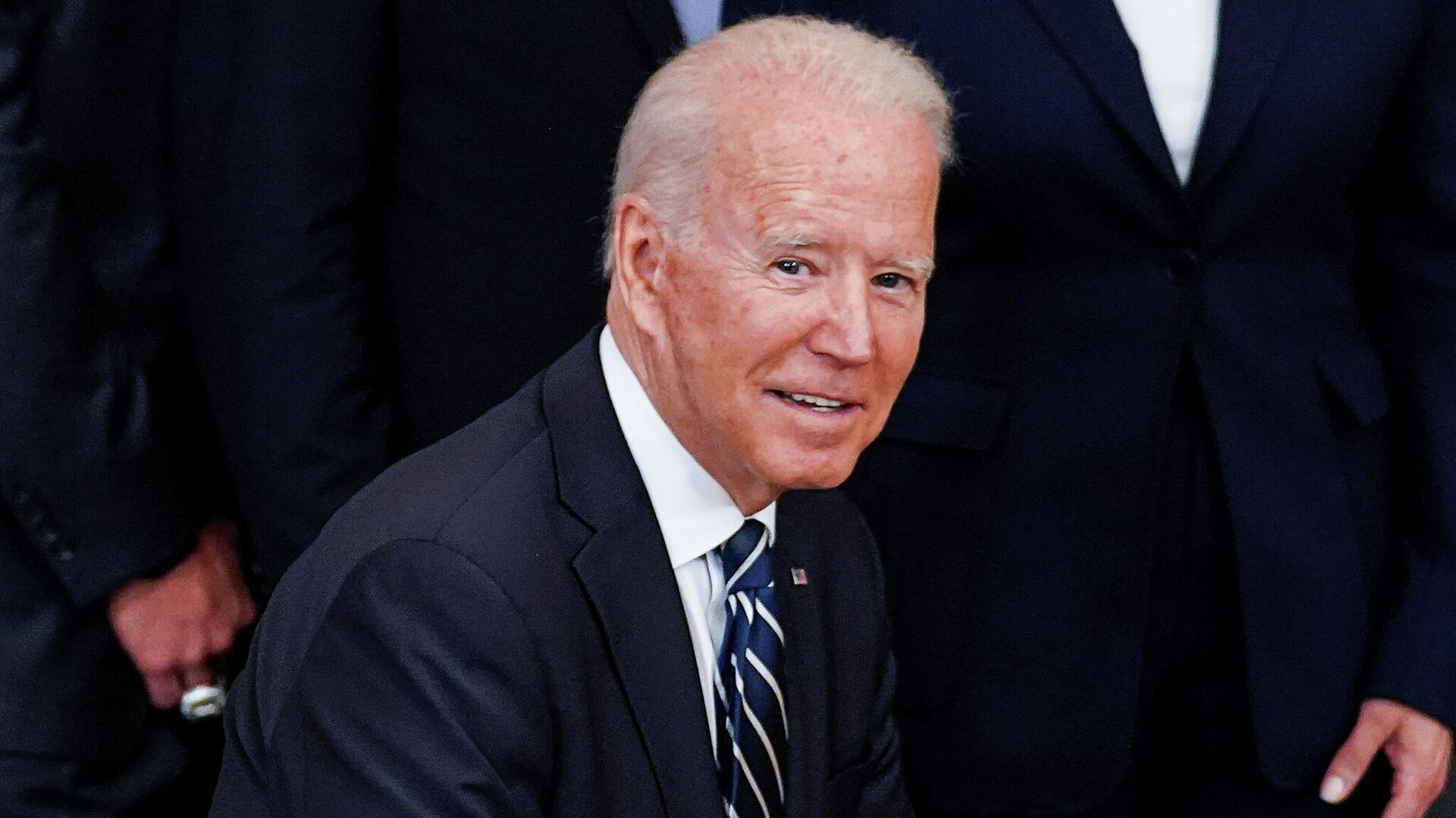 Joe Biden, presidente de Estados Unidos - Sputnik Mundo, 1920, 04.07.2021