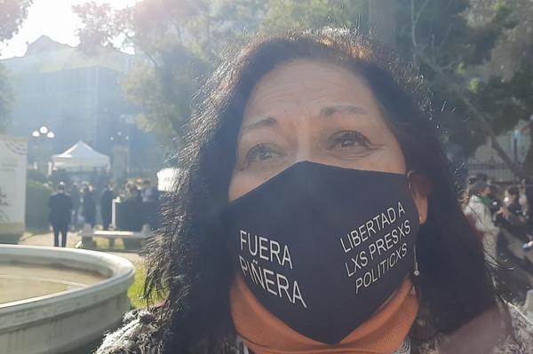 La Constituyente Maria Rivera  - Sputnik Mundo