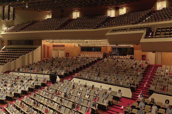 El Teatro Teresa Carreño es un ícono de las artes escénicas de Venezuela - Sputnik Mundo