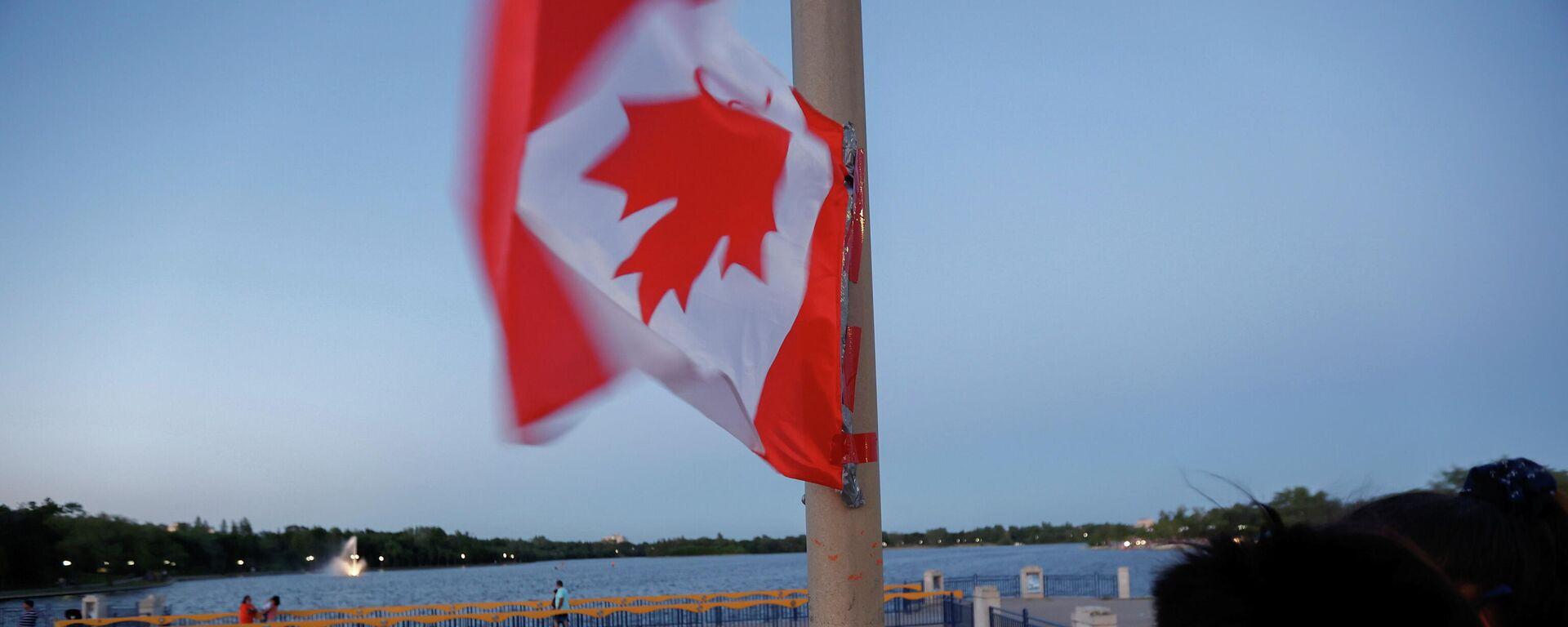 La gente se congrega en memoria de los niños indígenas fallecidos en Canadá - Sputnik Mundo, 1920, 05.07.2021