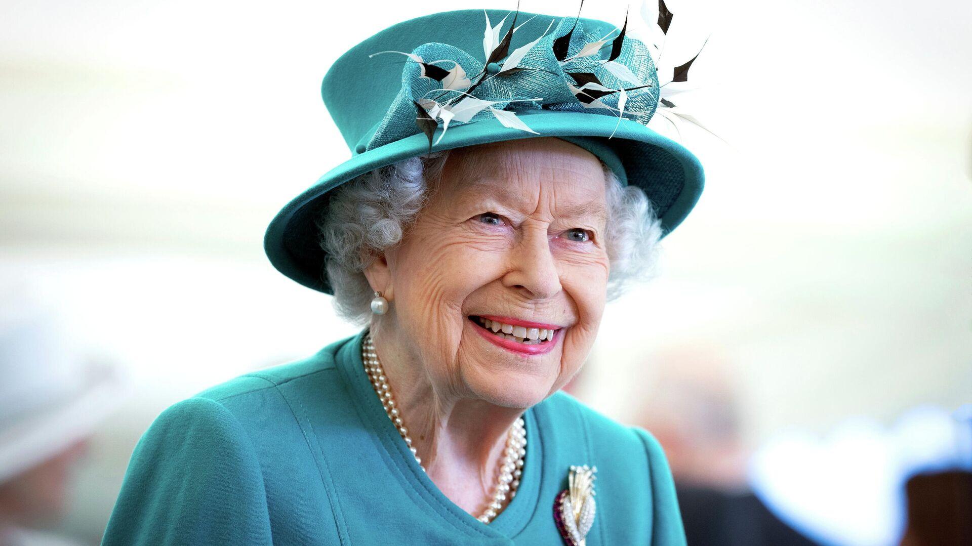 La reina Isabel II - Sputnik Mundo, 1920, 06.07.2021