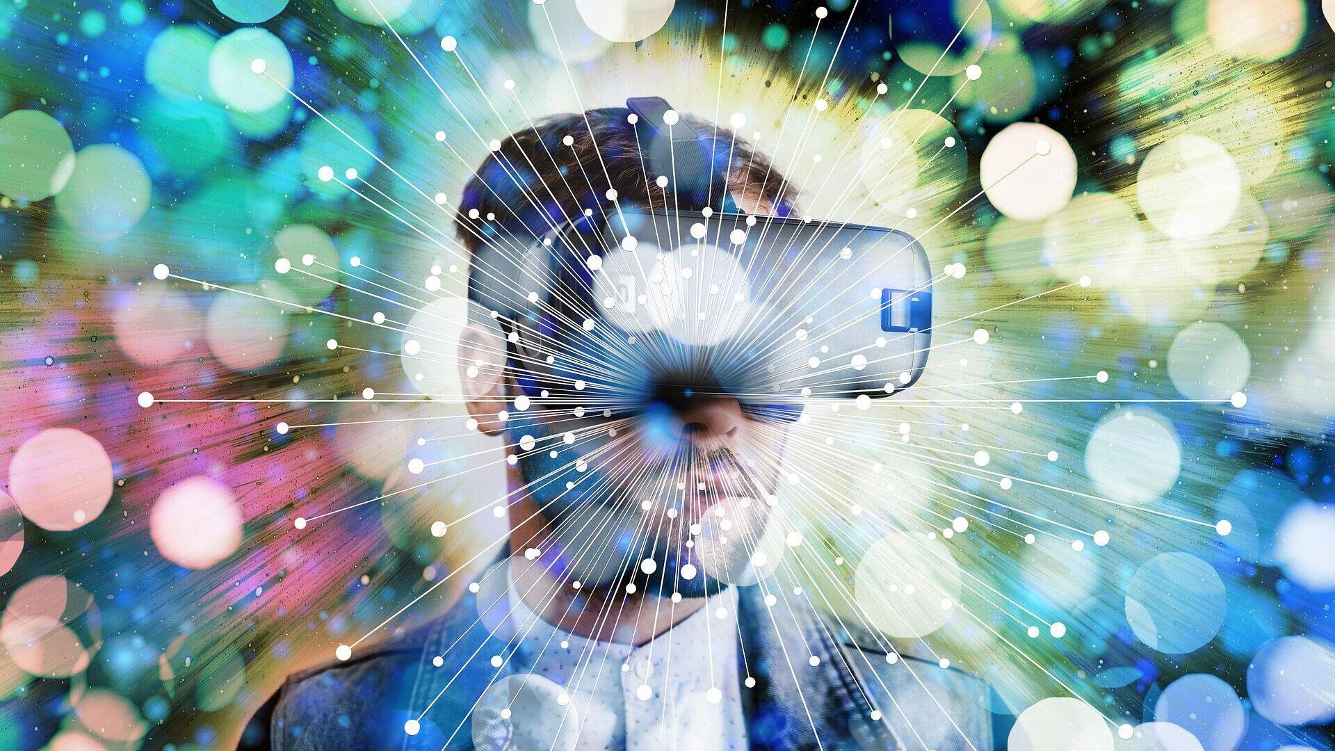 Gafas de realidad virtual - Sputnik Mundo, 1920, 06.07.2021