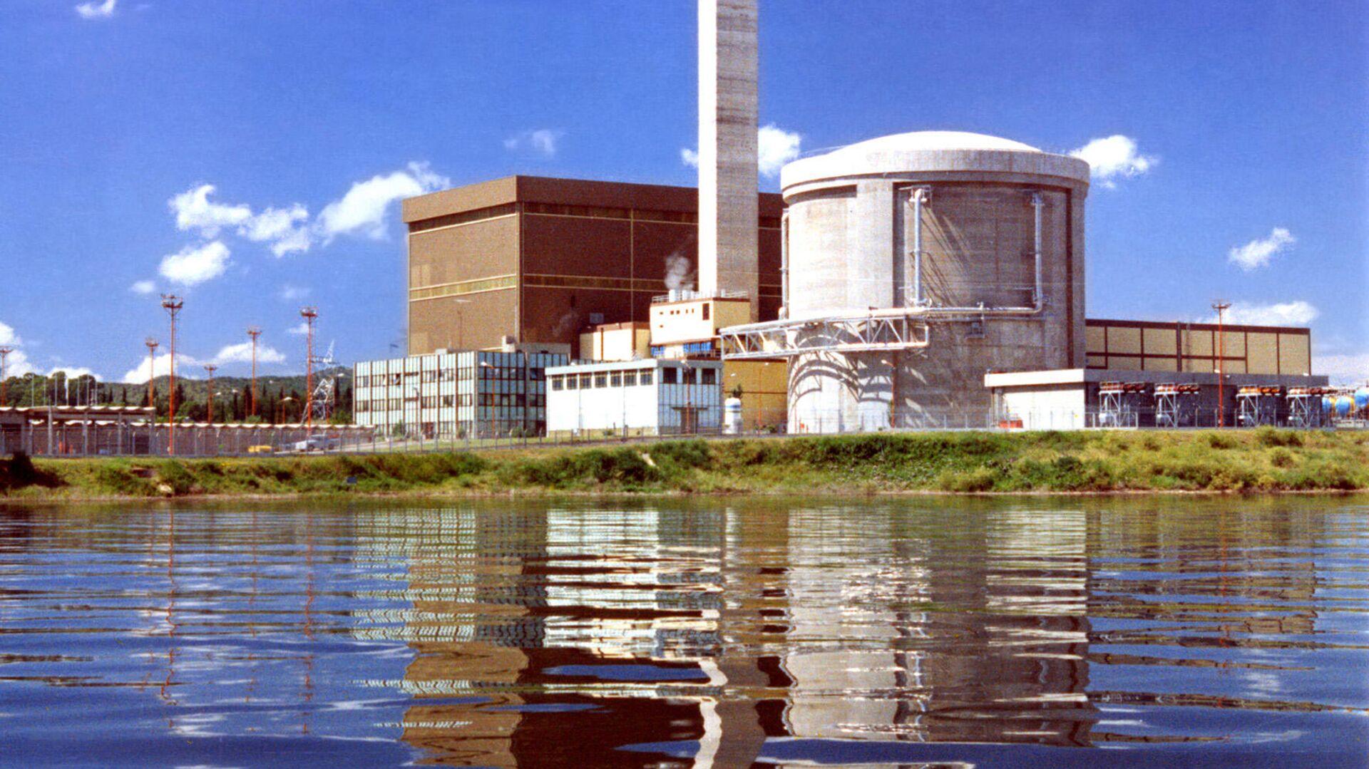 Central nuclear Embalse - Sputnik Mundo, 1920, 06.07.2021