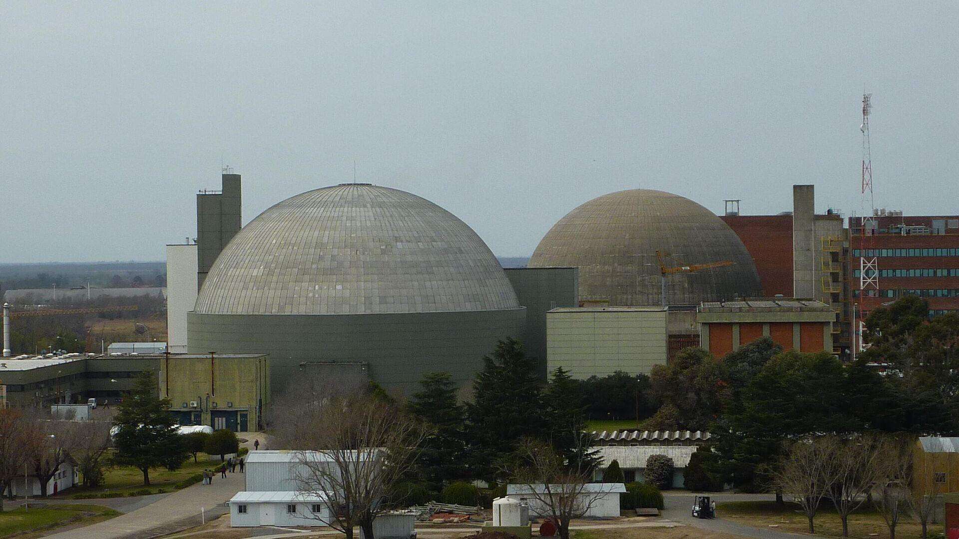 Complejo Nuclear Atucha - Sputnik Mundo, 1920, 06.07.2021