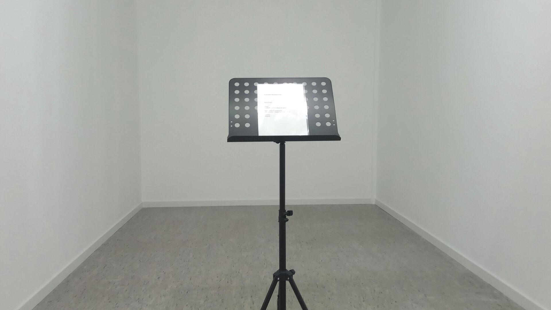 Escultura invisible expuesta en la Fundación Boyer Tresaco - Sputnik Mundo, 1920, 07.07.2021