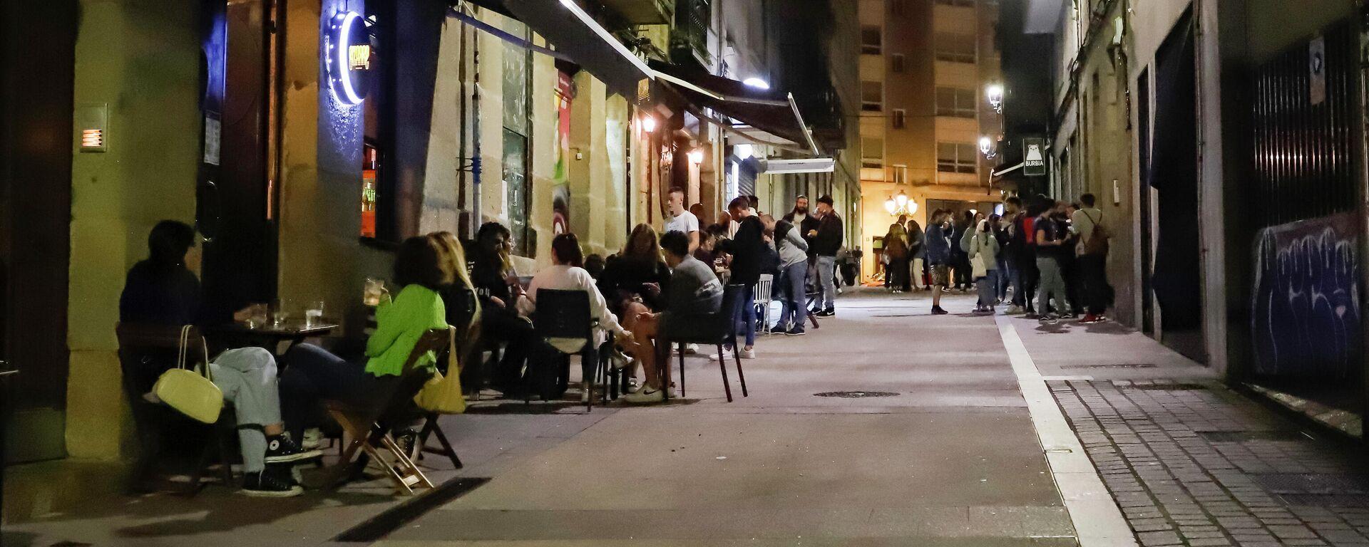 Cambian en Galicia las condiciones para acceder a bares y restaurantes - Sputnik Mundo, 1920, 21.07.2021