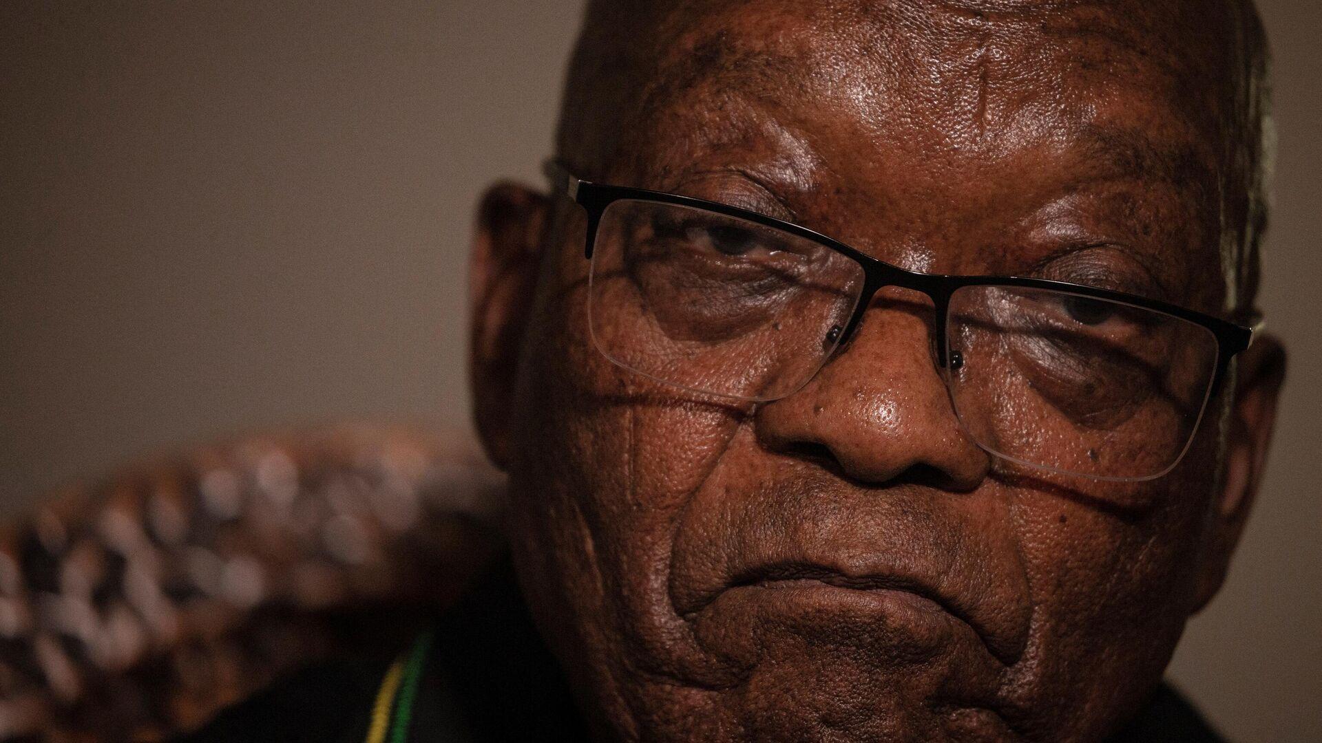 Jacob Zuma, expresidente sudafricano - Sputnik Mundo, 1920, 05.09.2021