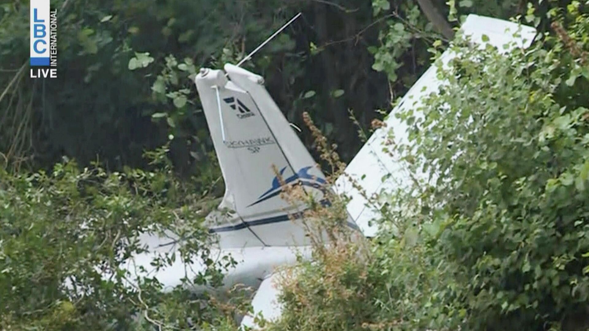 Lugar del accidente de un avión civil de entrenamiento en la localidad de Ghosta, el Líbano - Sputnik Mundo, 1920, 08.07.2021