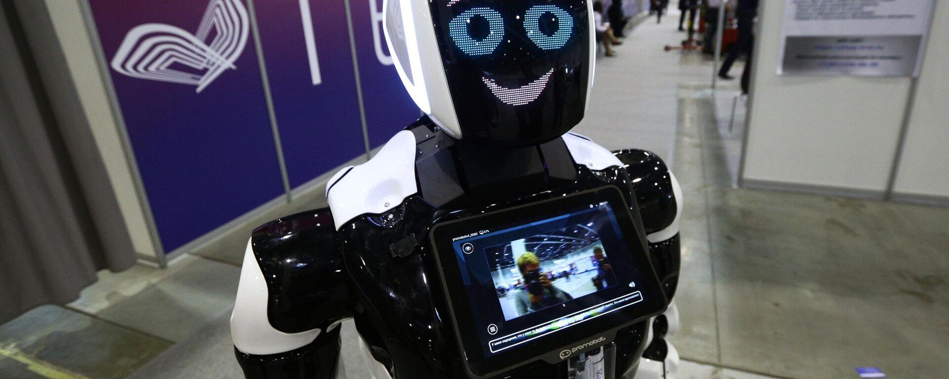 Promobot, robot ruso - Sputnik Mundo, 1920, 08.07.2021