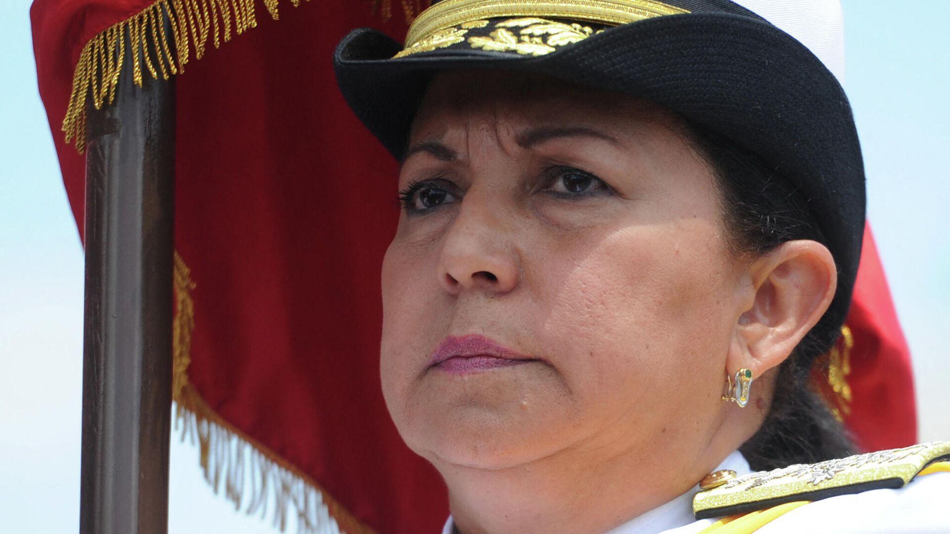 Carmen Meléndez, ministra de Interior de Justicia y Paz de Venezuela - Sputnik Mundo, 1920, 08.07.2021