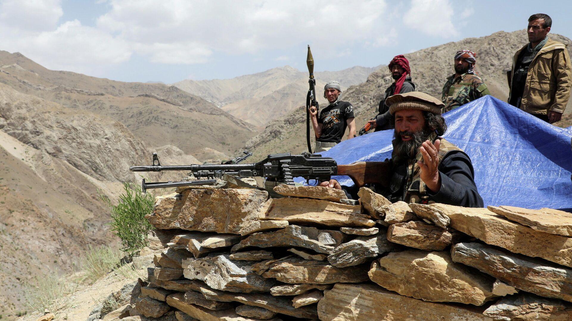 Lucha contra los talibanes en Afganistán - Sputnik Mundo, 1920, 09.07.2021