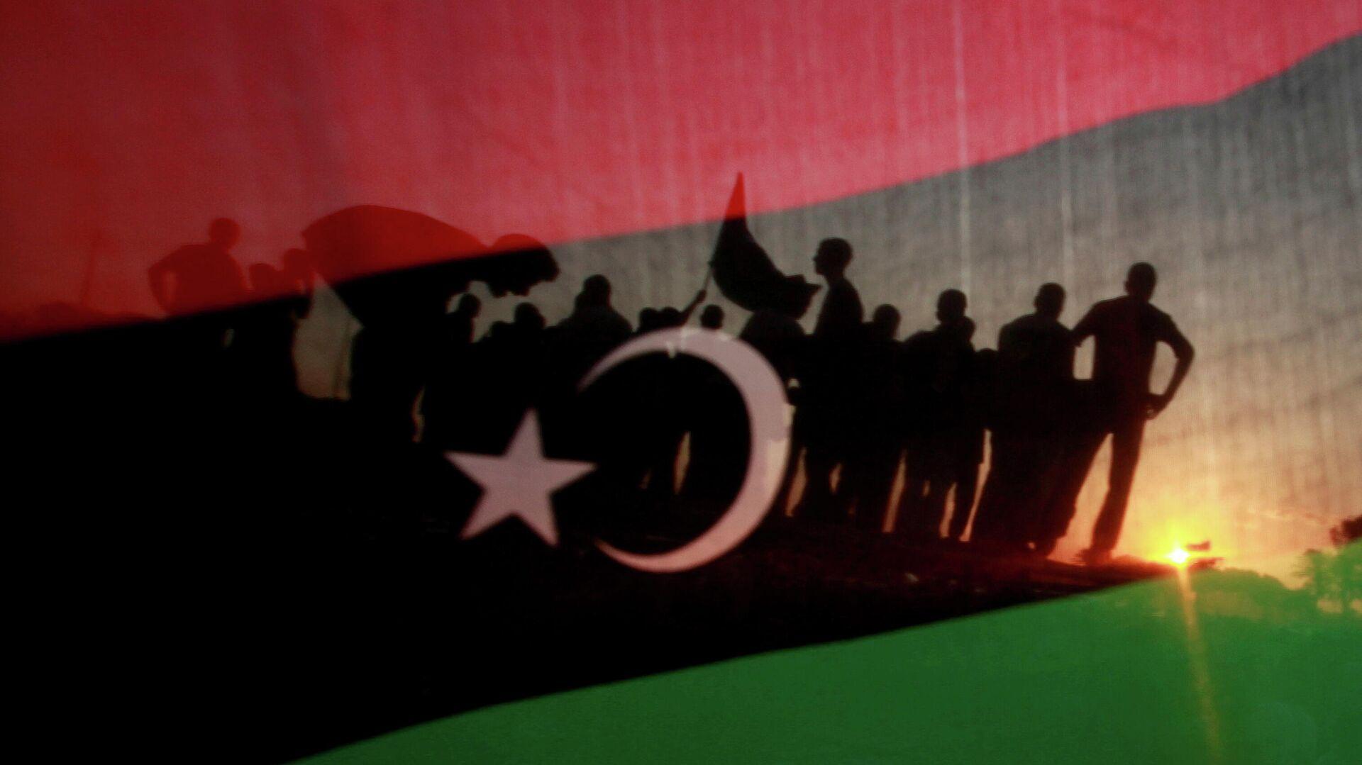 La bandera de Libia - Sputnik Mundo, 1920, 09.07.2021