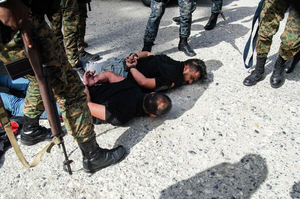 Los detenidos cómplices del asesinato del presidente haitiano, Jovenel Moise - Sputnik Mundo