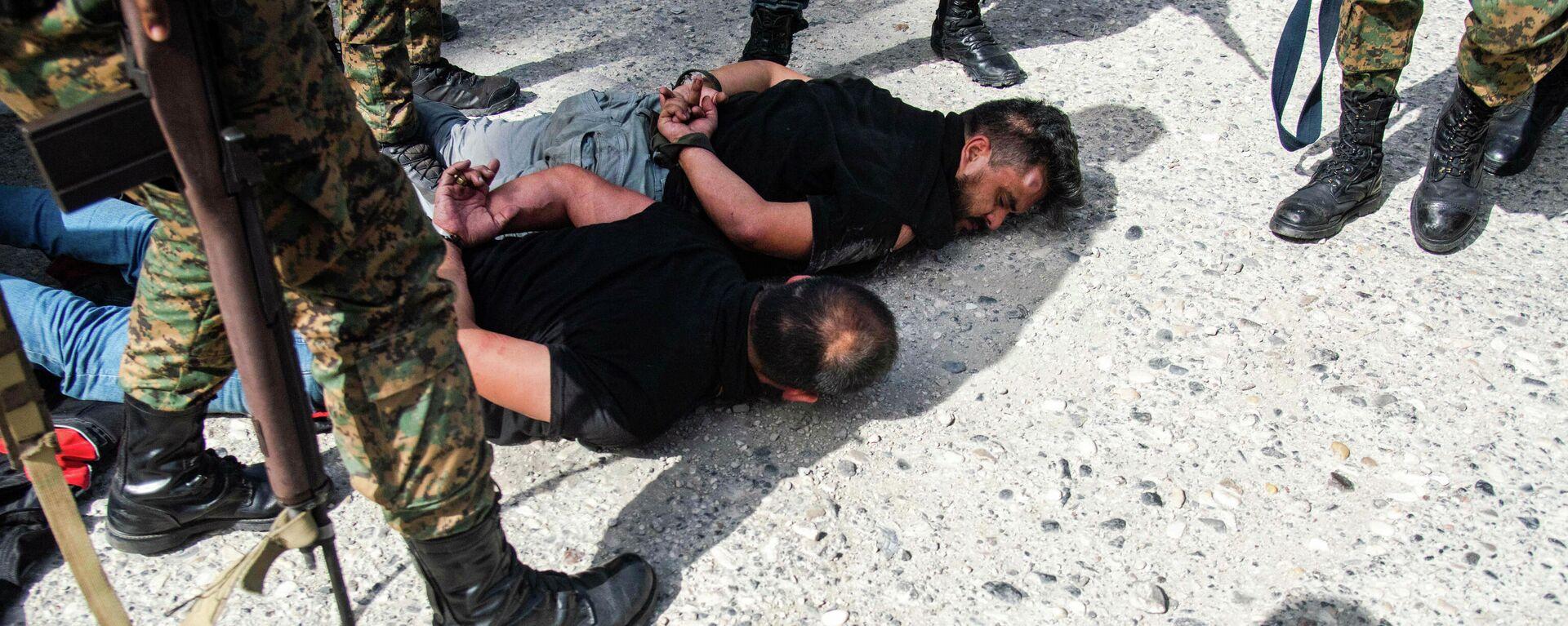 Los detenidos cómplices del asesinato del presidente haitiano, Jovenel Moise - Sputnik Mundo, 1920, 15.07.2021