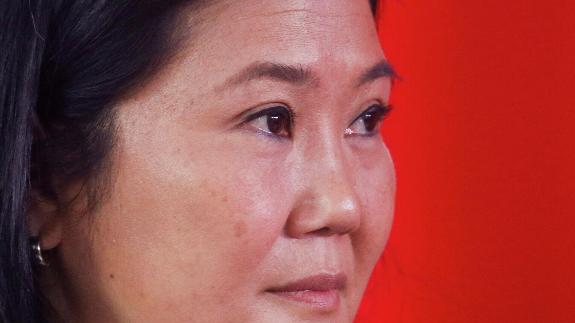 Keiko Fujimori, candidata a la presidencia de Perú - Sputnik Mundo, 1920, 09.07.2021