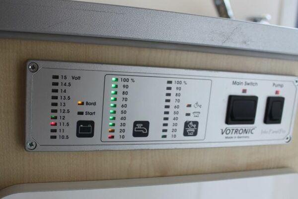Panel de control de los dispositivos eléctricos - Sputnik Mundo