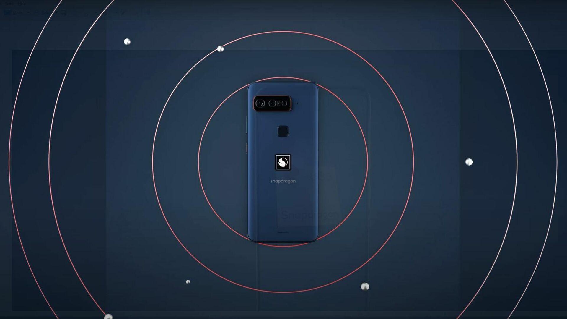 El Smartphone for Snapdragon Insiders de Qualcom  - Sputnik Mundo, 1920, 11.07.2021