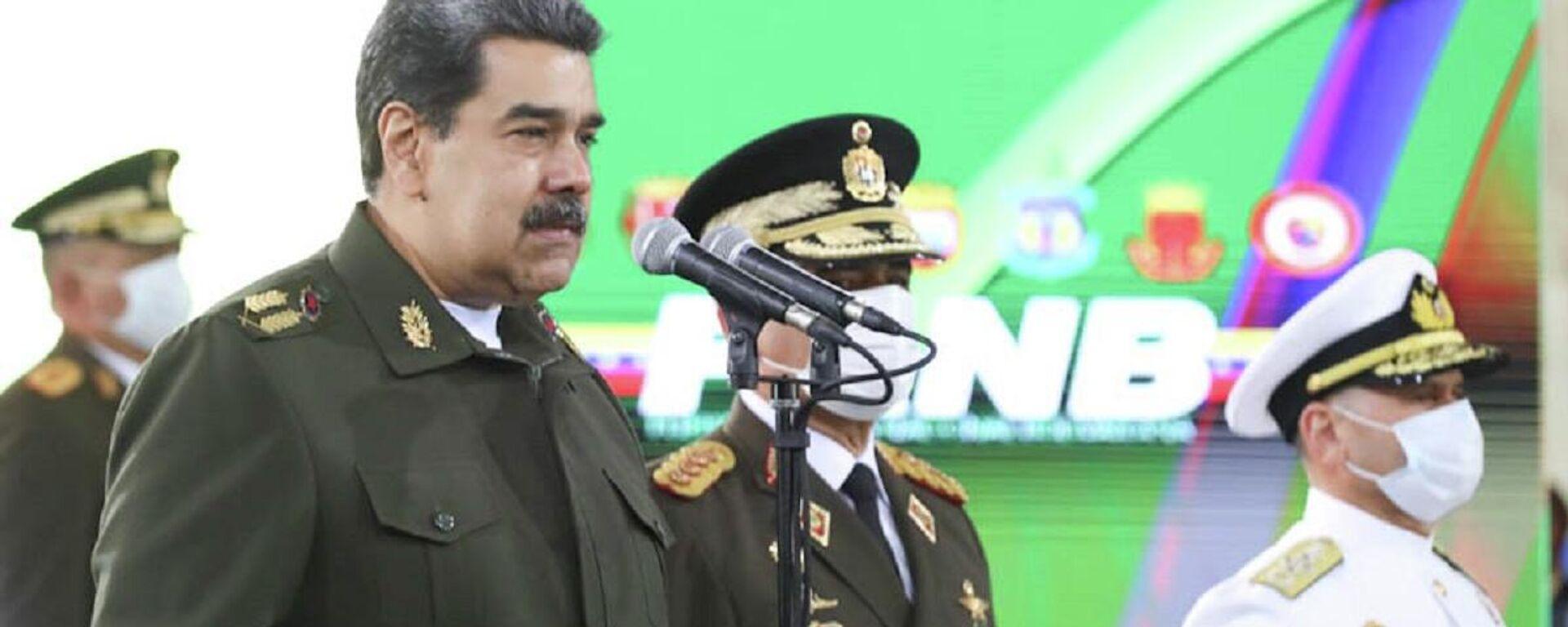 Nicolás Maduro, presidente de Venezuela - Sputnik Mundo, 1920, 11.07.2021