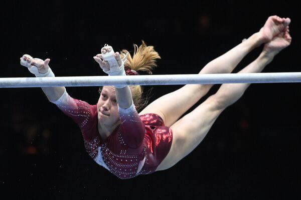 Viktoria Listunova - Sputnik Mundo