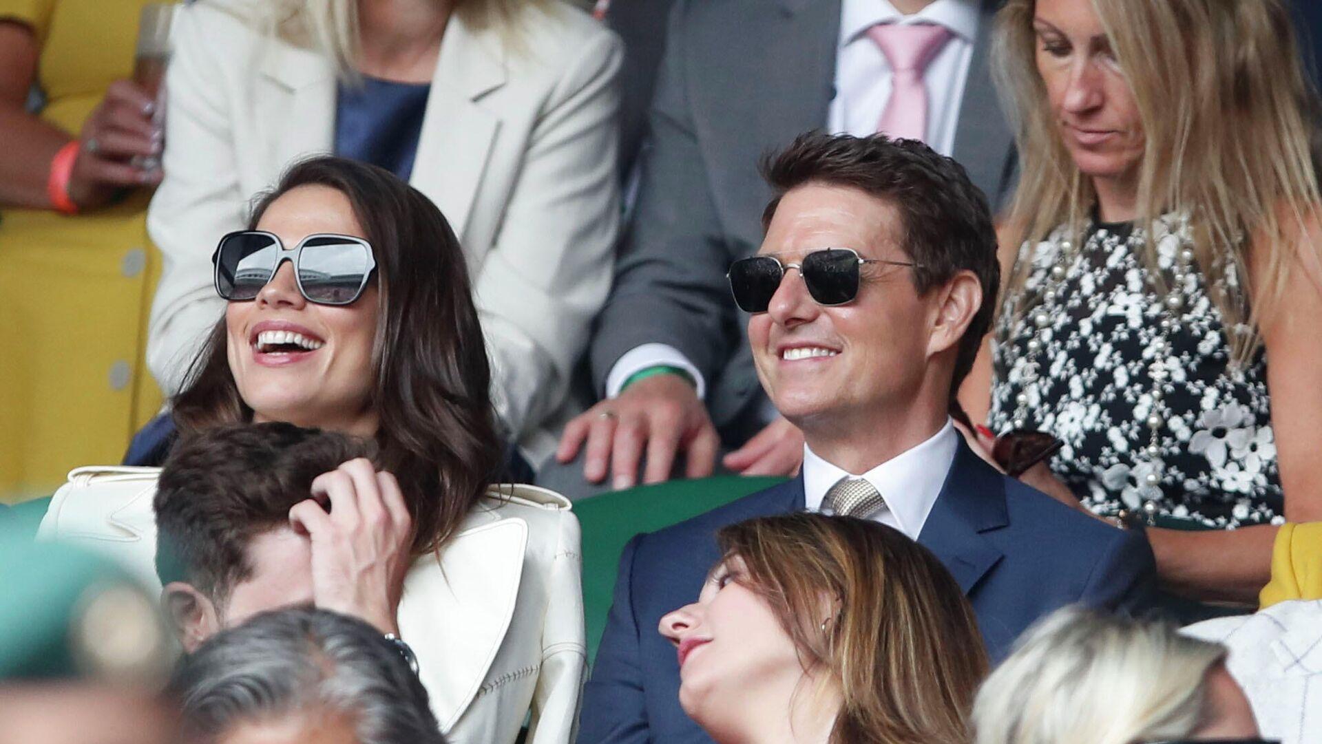 Hayley Atwell y Tom Cruise - Sputnik Mundo, 1920, 13.07.2021