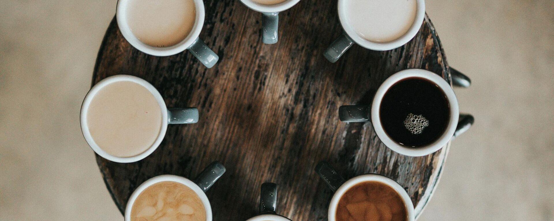 Unas tazas de café - Sputnik Mundo, 1920, 13.07.2021