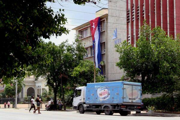 La Habana luego de las protestas - Sputnik Mundo