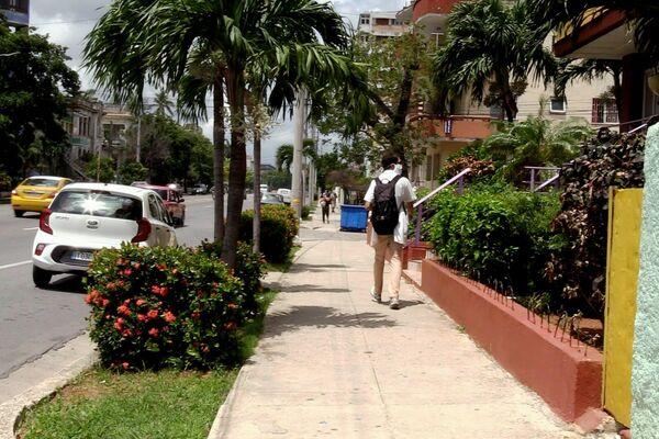 La Habana luego de las protestas en Cuba - Sputnik Mundo