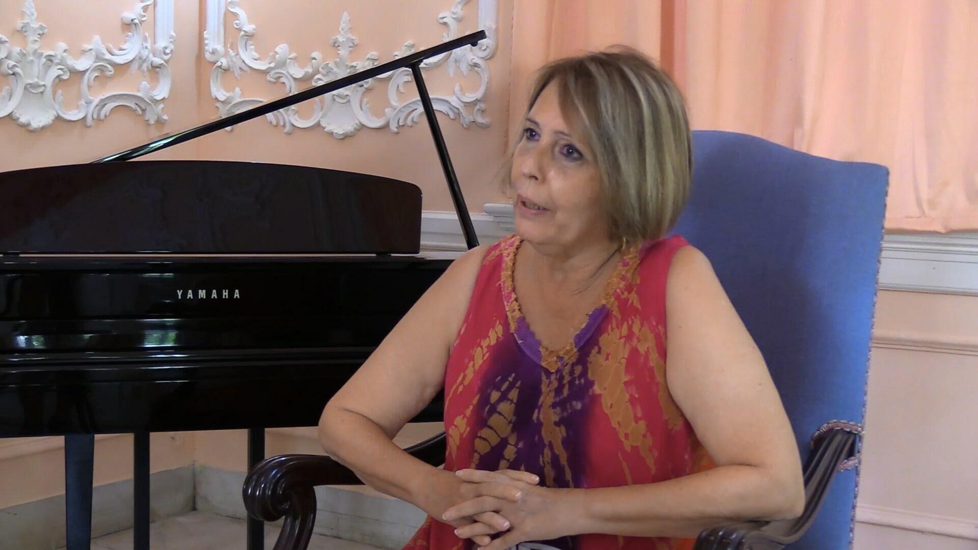 Directora de cine cubana Lourdes de los Santos - Sputnik Mundo, 1920, 13.07.2021