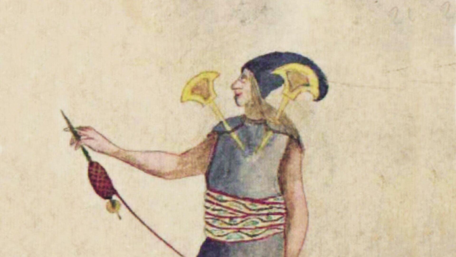 Vestimenta de las mujeres andinas antes de la llegada de los españoles - Sputnik Mundo, 1920, 13.07.2021