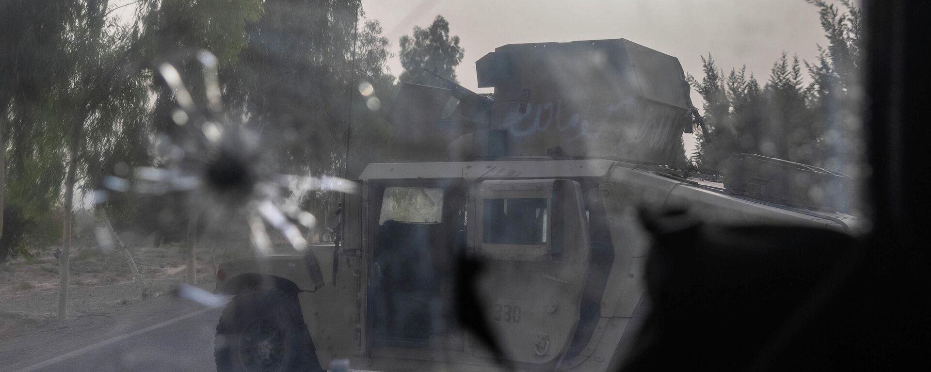 Conflicto en Afganistán - Sputnik Mundo, 1920, 02.08.2021