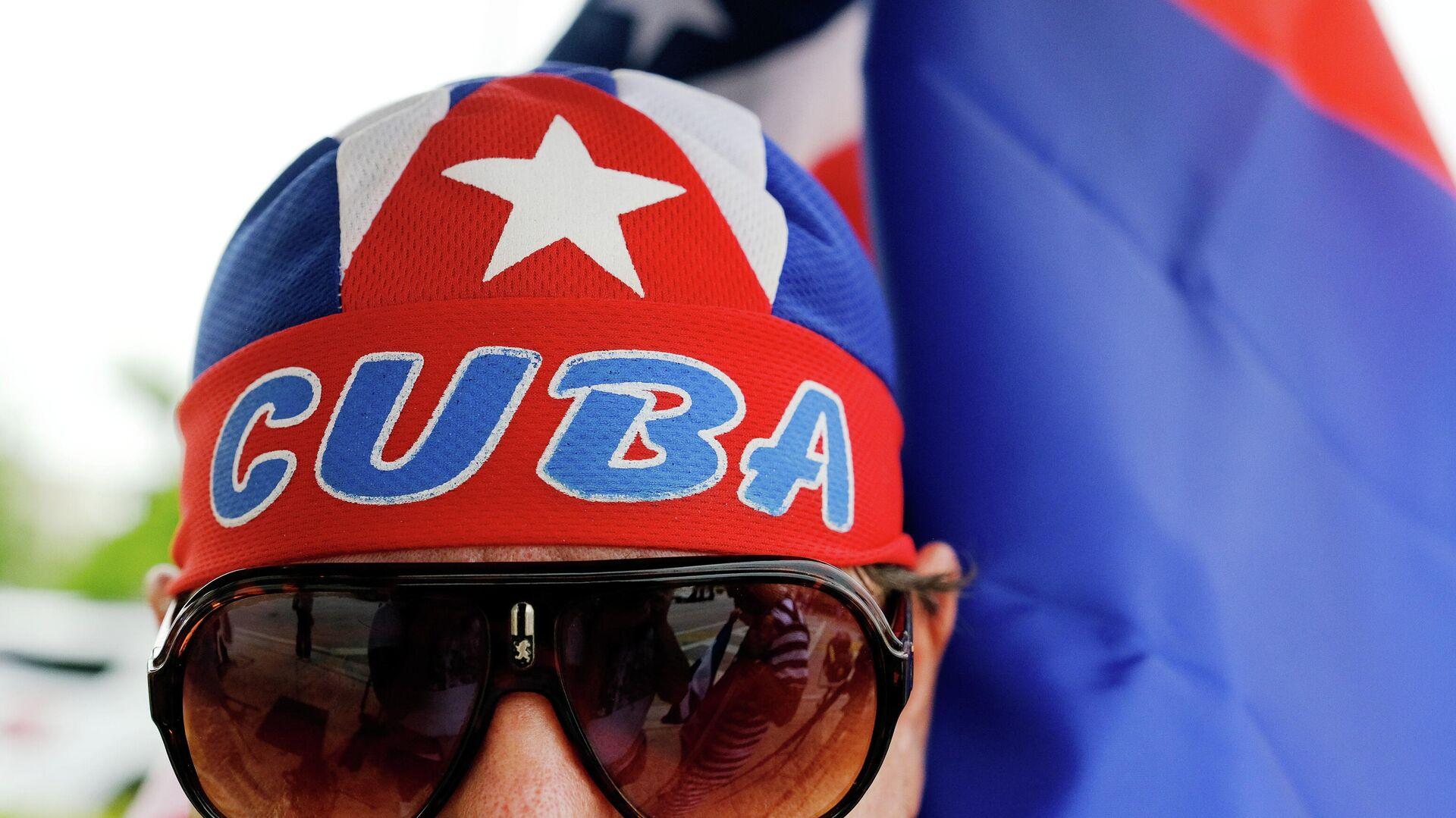 Bandera de Cuba - Sputnik Mundo, 1920, 14.07.2021