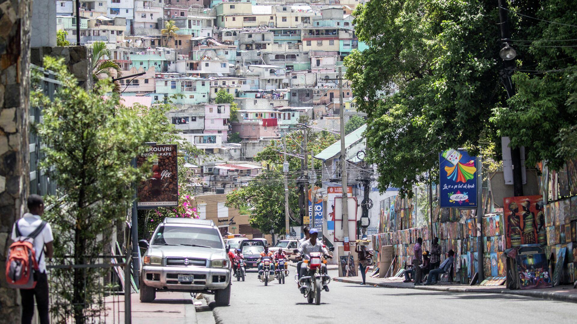Puerto Príncipe, Haití - Sputnik Mundo, 1920, 14.07.2021