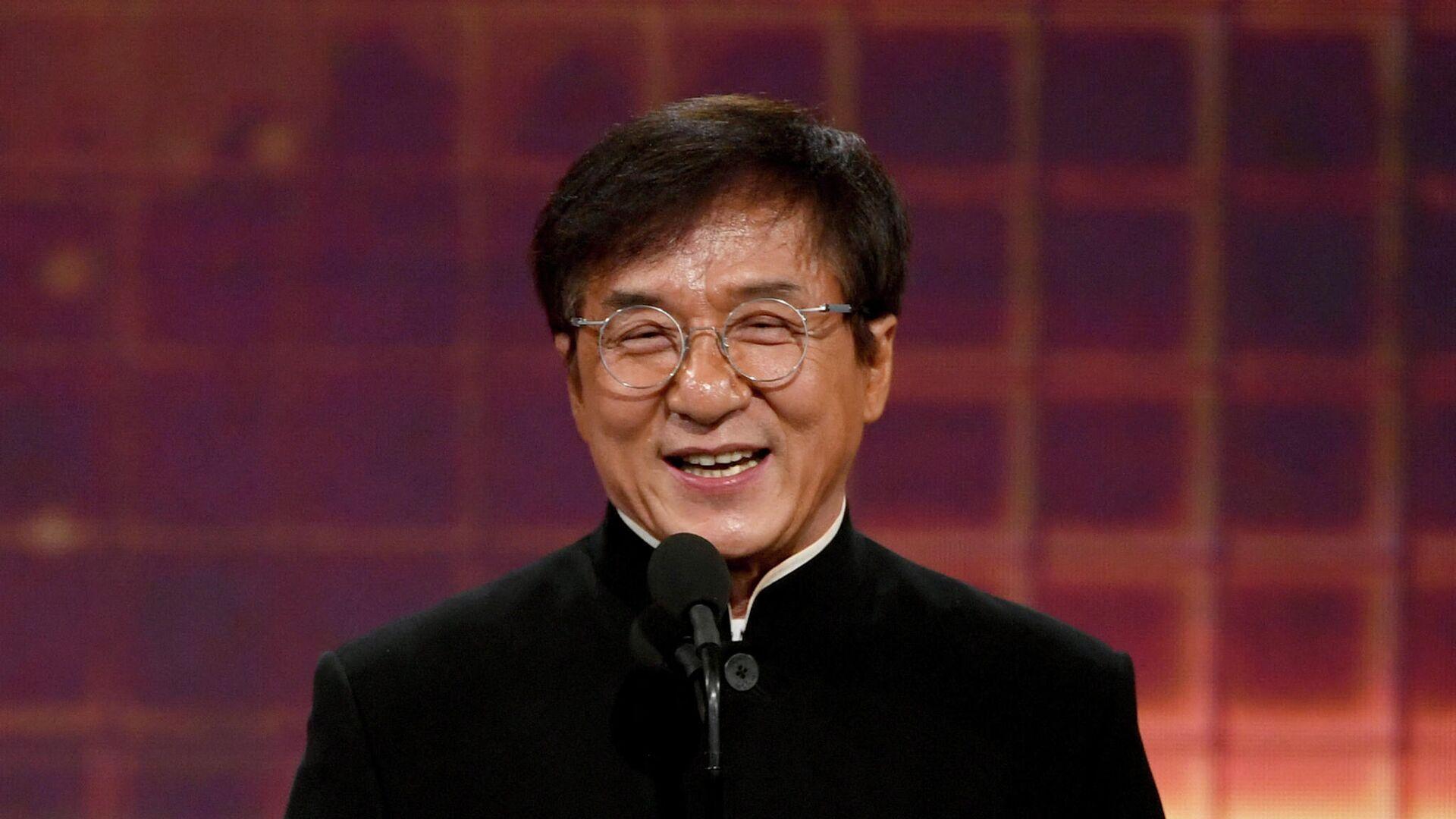 Jackie Chan, actor - Sputnik Mundo, 1920, 14.07.2021