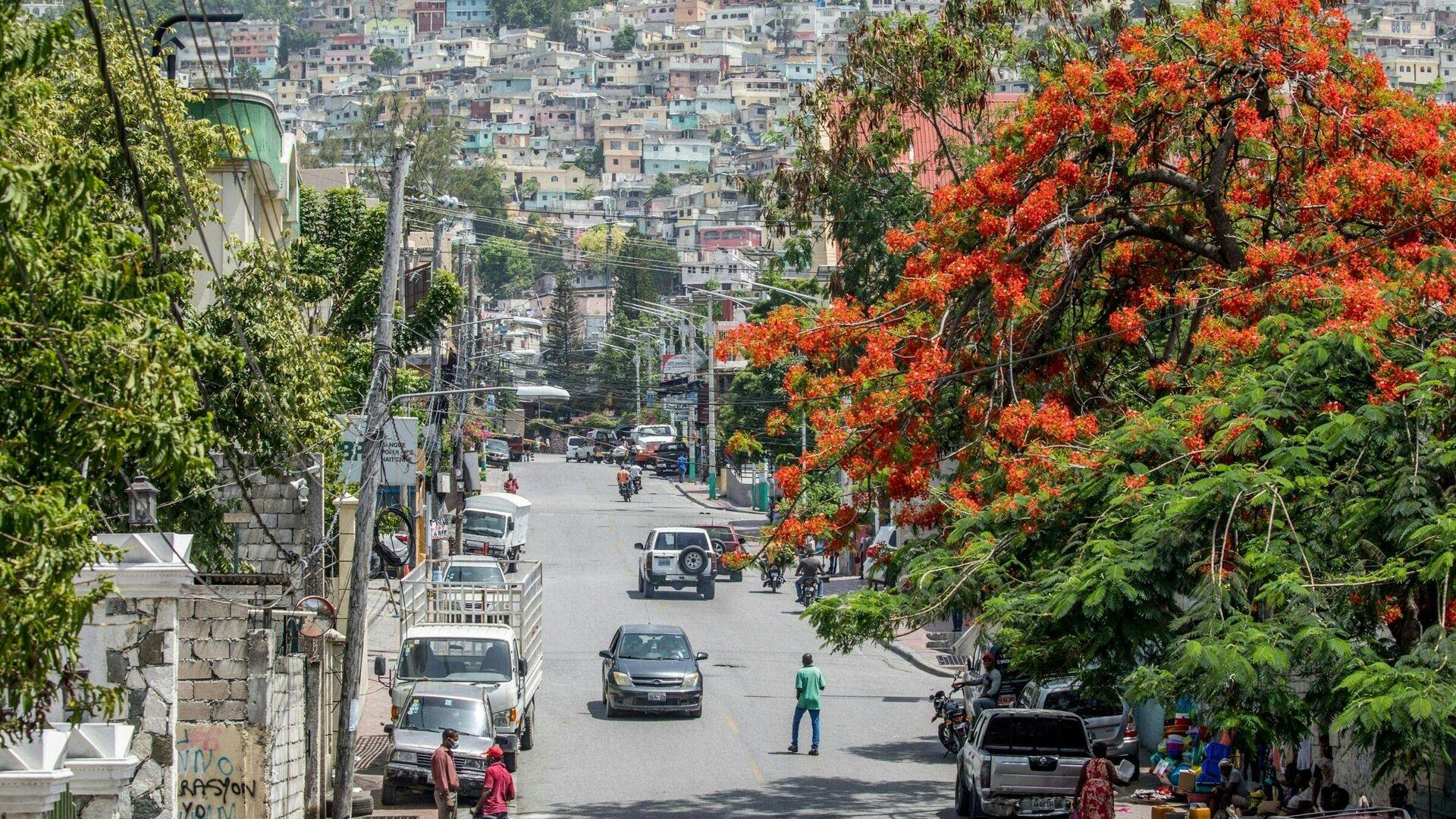 Puerto Principe, Haití - Sputnik Mundo, 1920, 15.07.2021
