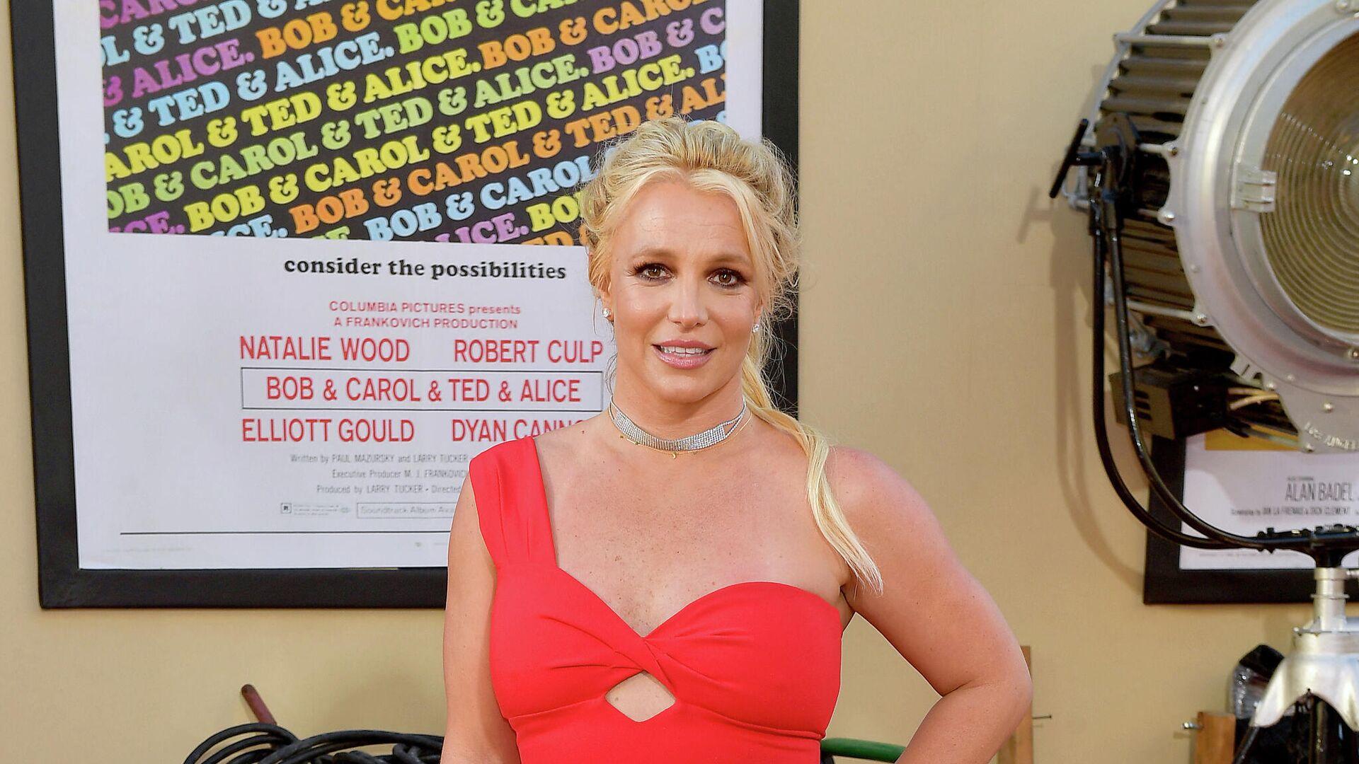 Britney Spears, cantante estadounidense - Sputnik Mundo, 1920, 15.07.2021