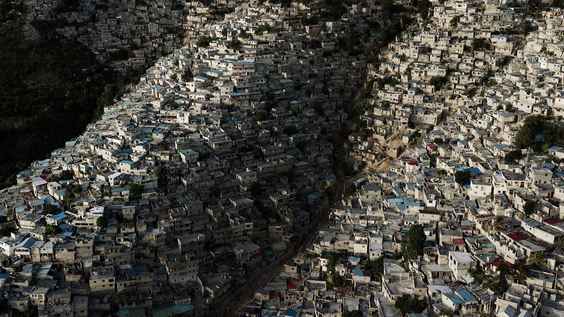 Puerto Príncipe, la capital haitiana   - Sputnik Mundo, 1920, 15.07.2021