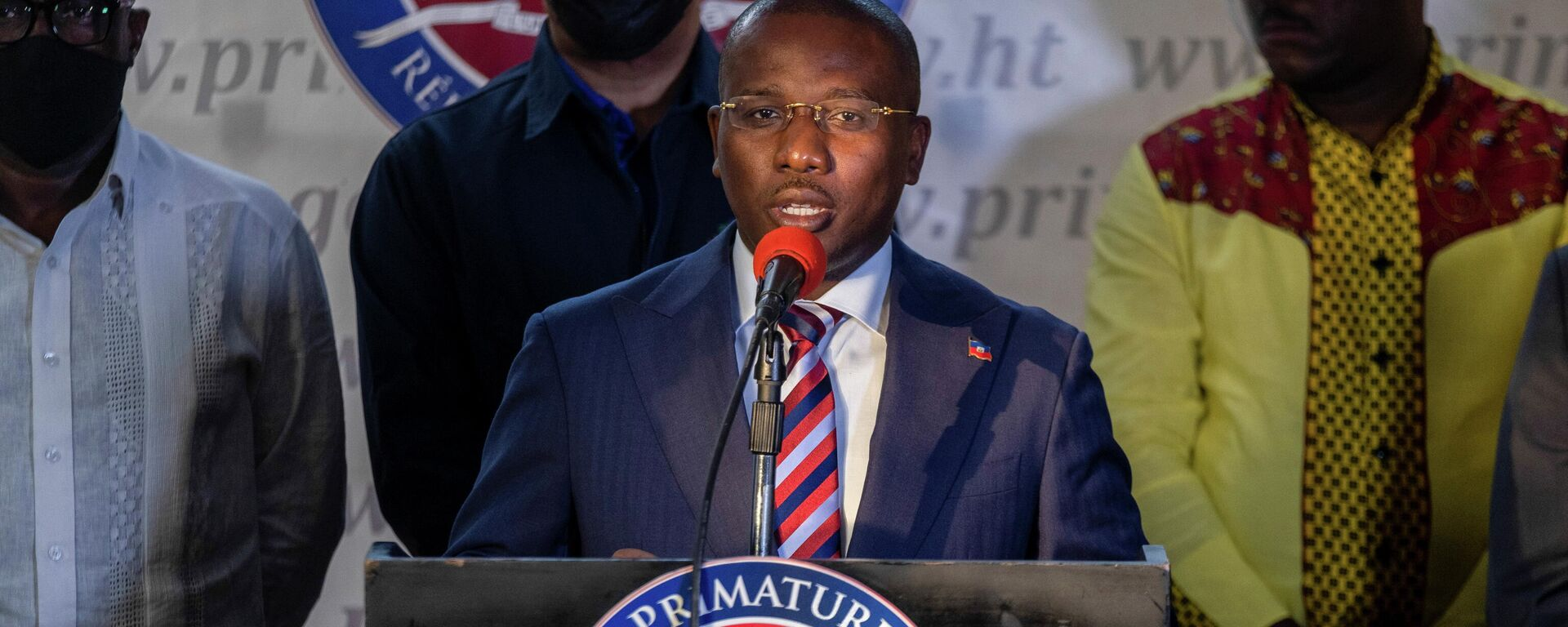 El primer ministro de Haití en funciones, Claude Joseph - Sputnik Mundo, 1920, 15.07.2021
