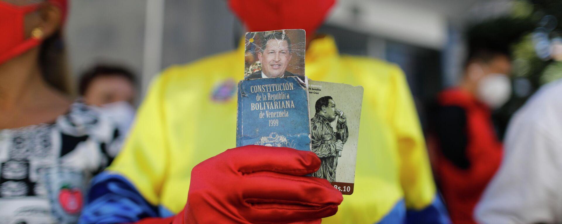 Constitución de Venezuela - Sputnik Mundo, 1920, 15.07.2021