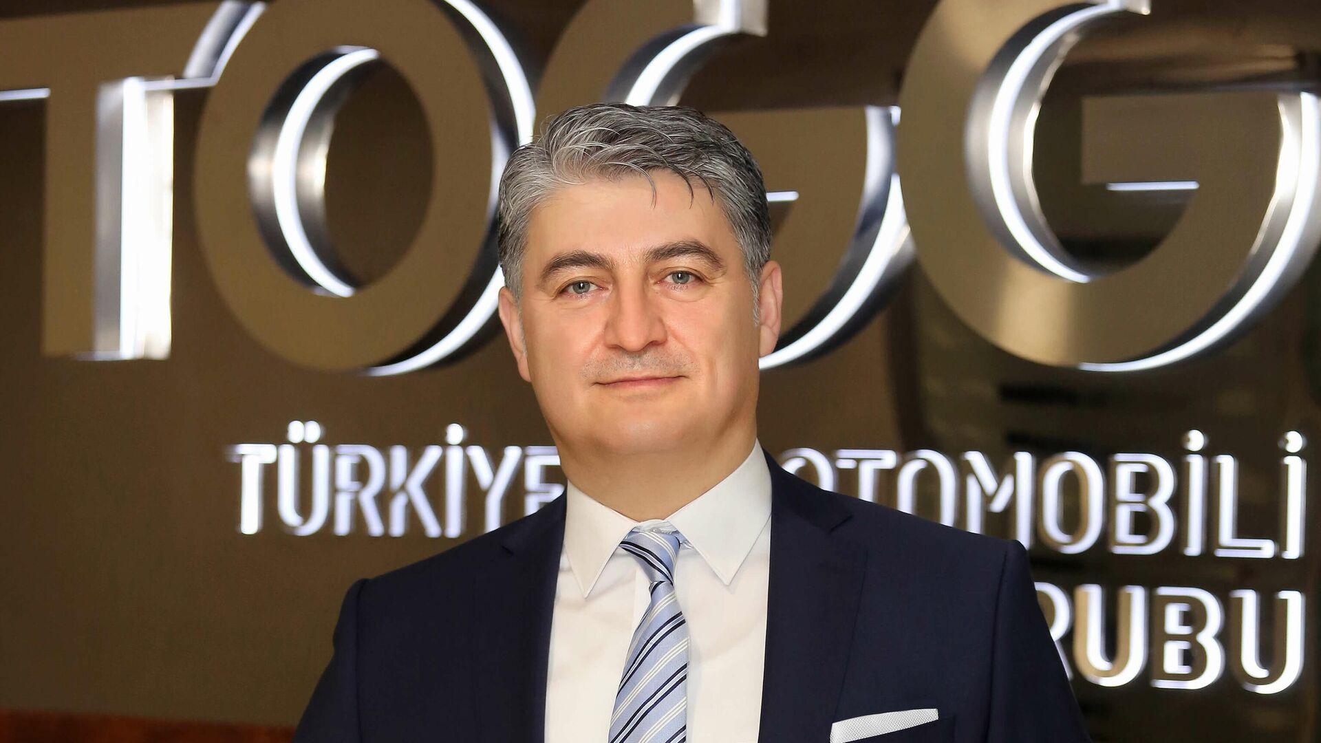 Mehmet Gurcan Karakas,  director ejecutivo de TOGG - Sputnik Mundo, 1920, 15.07.2021
