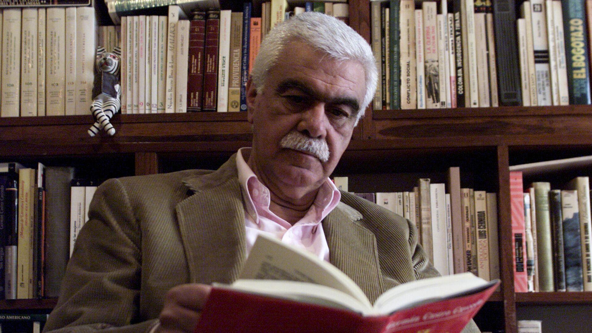Germán Castro Caycedo, escritor y reportero colombiano  - Sputnik Mundo, 1920, 16.07.2021