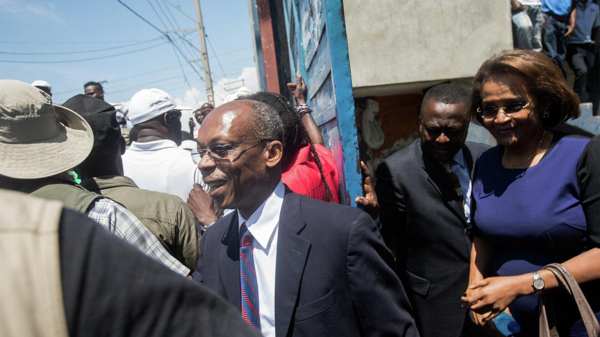 Jean Bertrand Aristide, expresidente de Haití - Sputnik Mundo, 1920, 16.07.2021