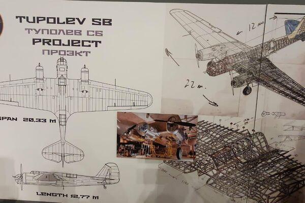 El Museo Nacional de Cataluña expone dos réplicas de aviones soviéticos de la Guerra Civil - Sputnik Mundo