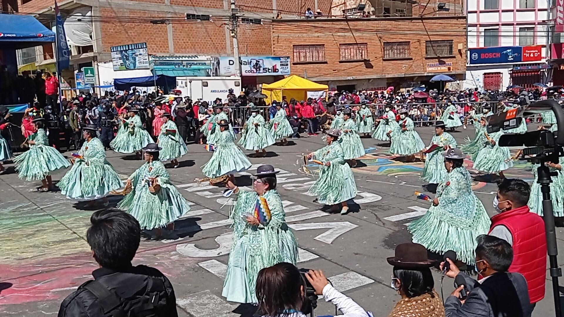 Día de La Paz y de la Virgen del Carmen en El Alto - Sputnik Mundo, 1920, 16.07.2021