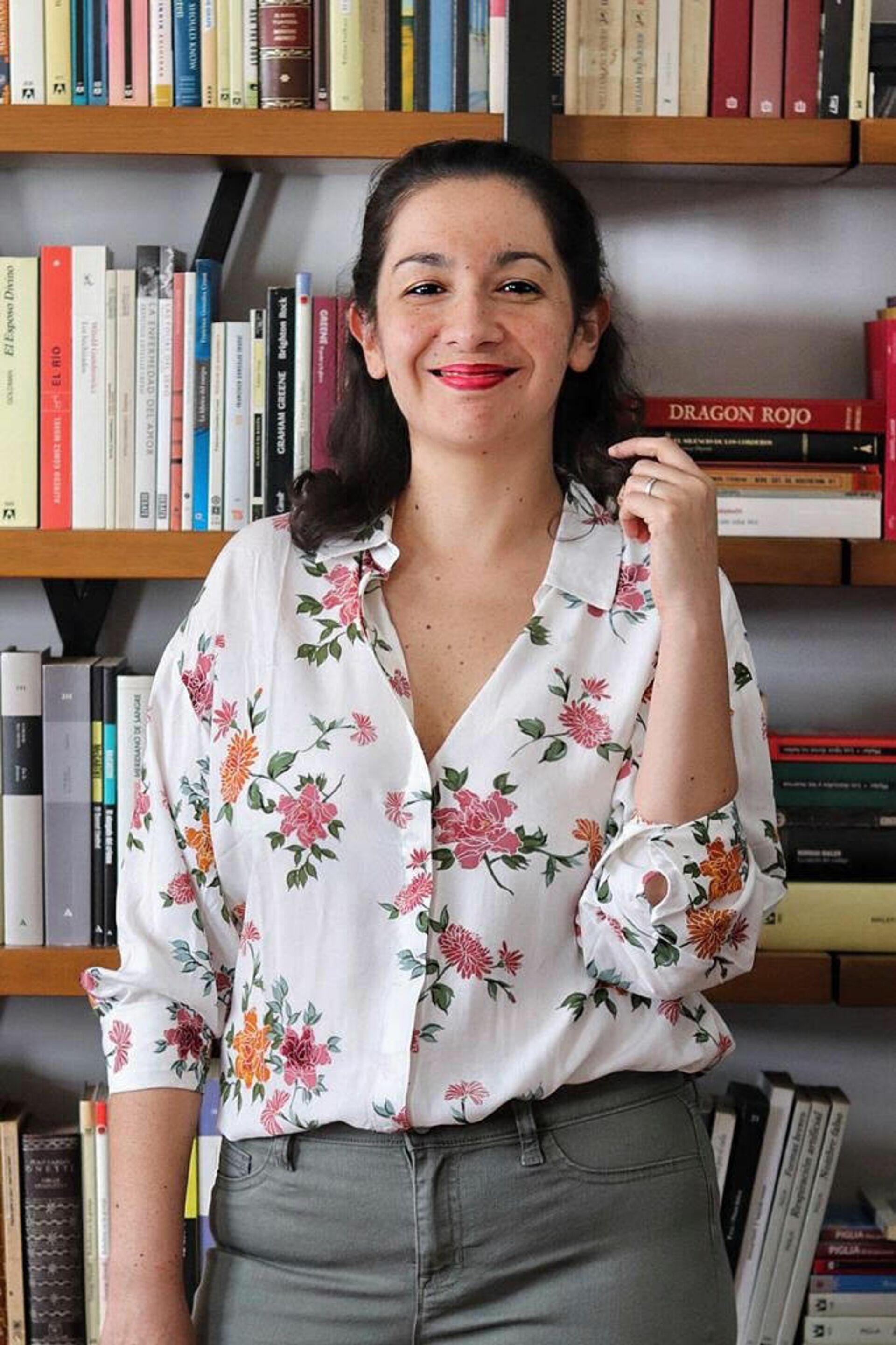 Fernanda Melchor, escritora mexicana - Sputnik Mundo, 1920, 16.07.2021