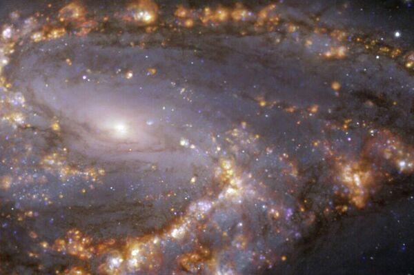 La galaxia NGC 3627 - Sputnik Mundo