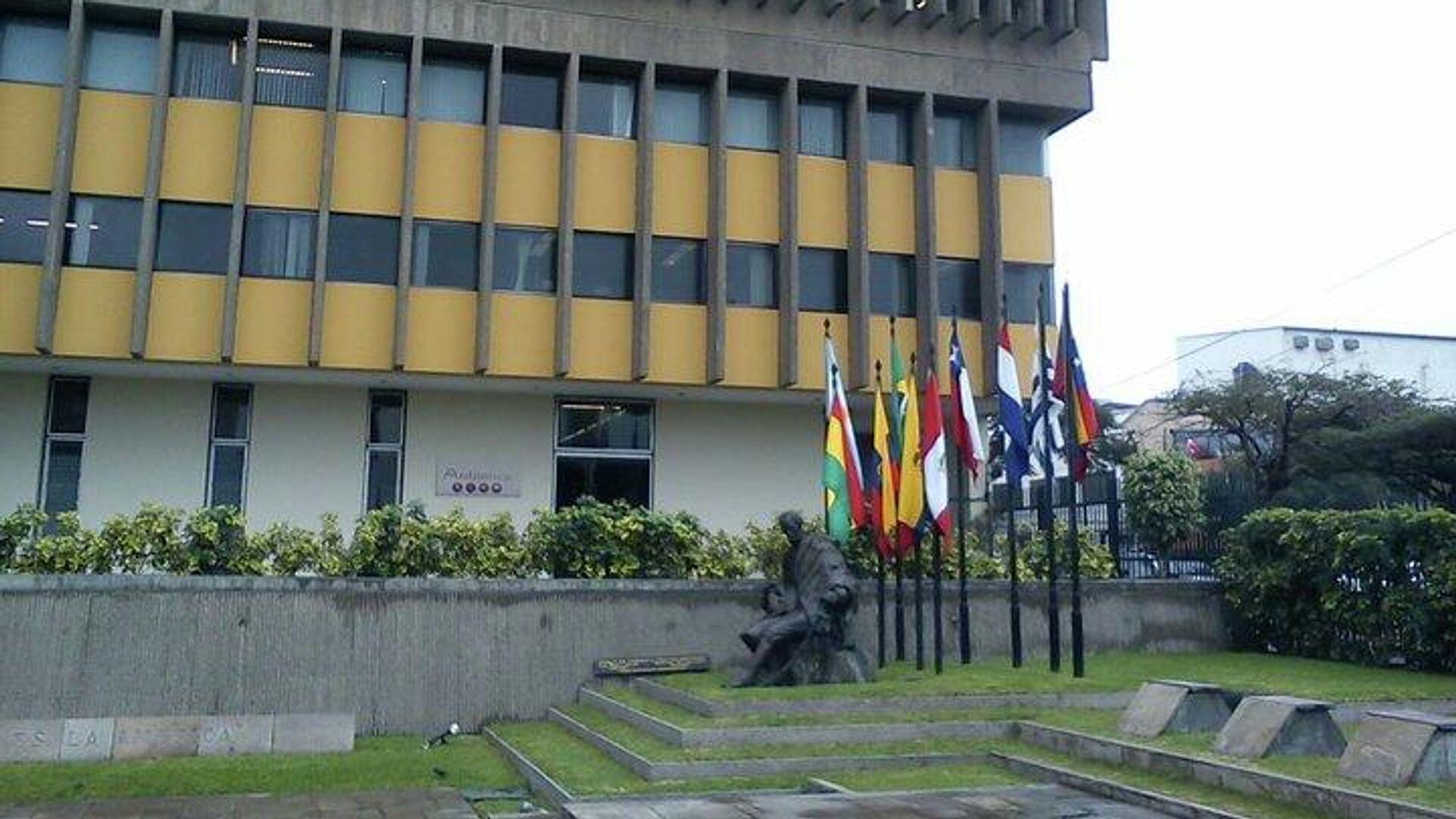 Lima, sede de la Secretaría de la Comunidad Andina - Sputnik Mundo, 1920, 11.08.2021