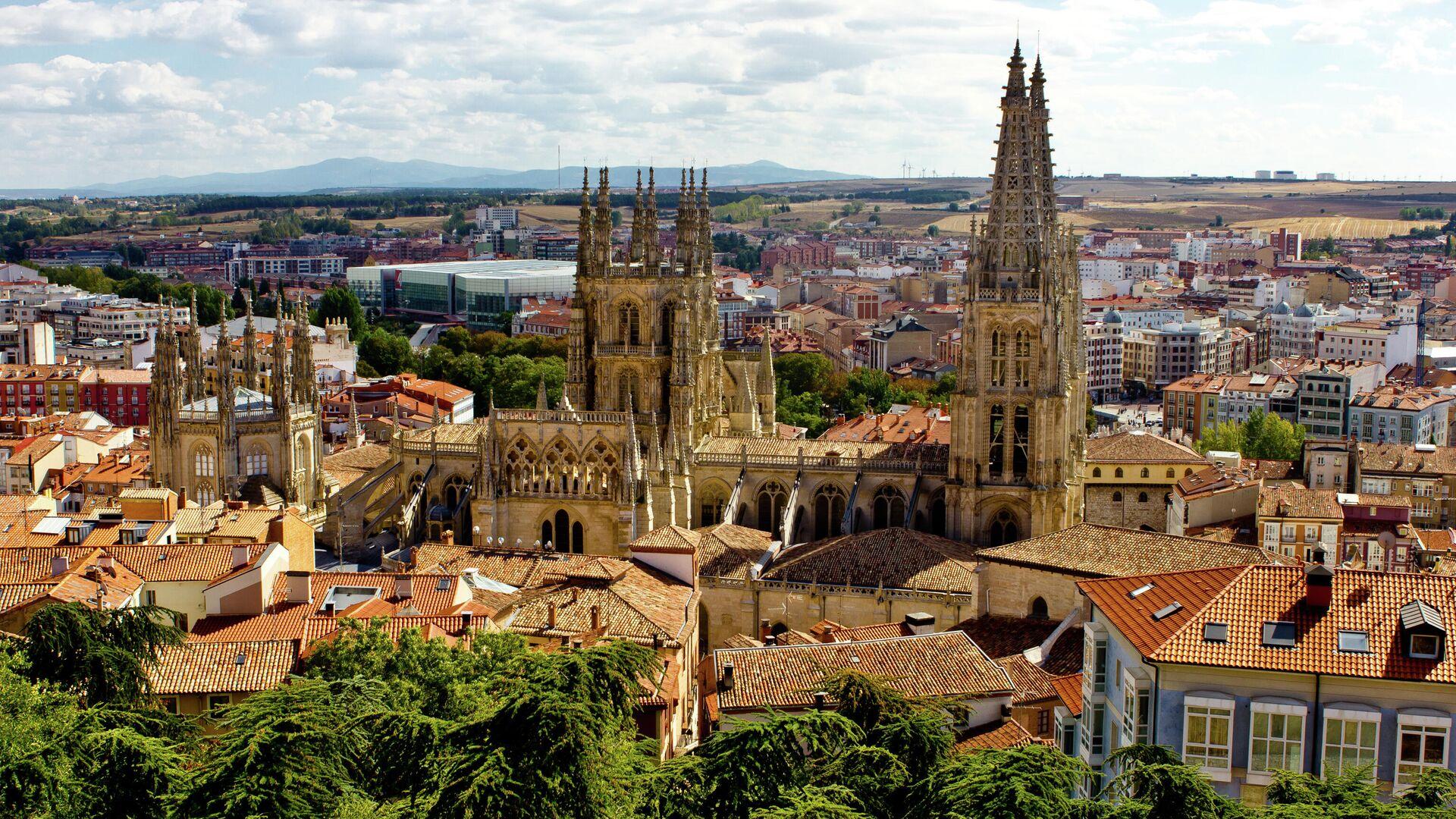Catedral de Burgos - Sputnik Mundo, 1920, 20.07.2021